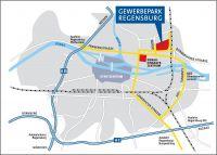 Regensburg_Lageplan